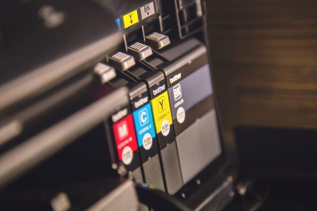 Toner i printer